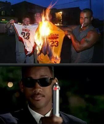 How Cleveland fans will forget about the past few years! @actorbrianwhite @LeNoirAuteur #Cavs http://t.co/VUPpBkT9tE