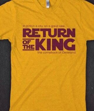 Cleveland T-shirt entrepreneurs going crazy. This one from @cleclothingco http://t.co/PtrPYaa0oY