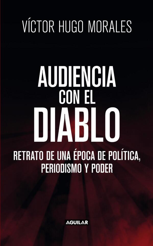 """""""Audiencia con el diablo"""", de @vh590 es el libro más vendido en nuestra librería de Mar del Plata. @Aguilar_ar #MDQ http://t.co/Lw1gTMCTmE"""