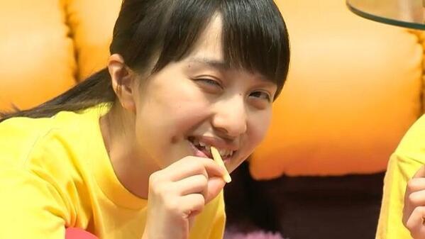 夏 菜子 歯並び 百田