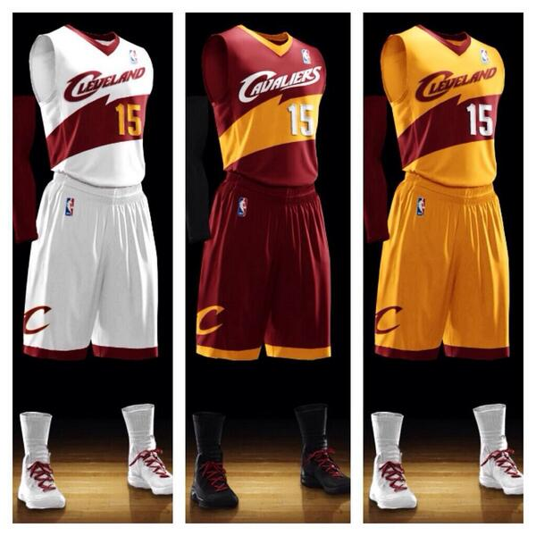 reputable site 56e95 8aed1 cleveland cavaliers jersey design 2014