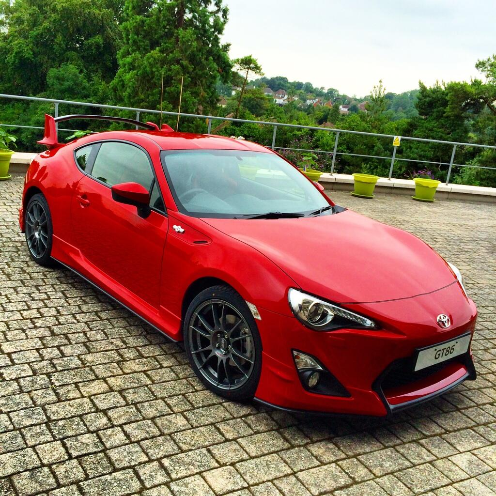 gt86 aero coming soon toyota gt 86 forums uk page 1. Black Bedroom Furniture Sets. Home Design Ideas