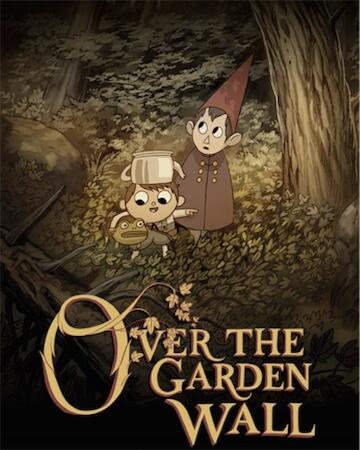 Pretty poster for @Patrick_McHale 's new project.  Way to go guys.  @ncrossanimation http://t.co/GL9xhMv8NC