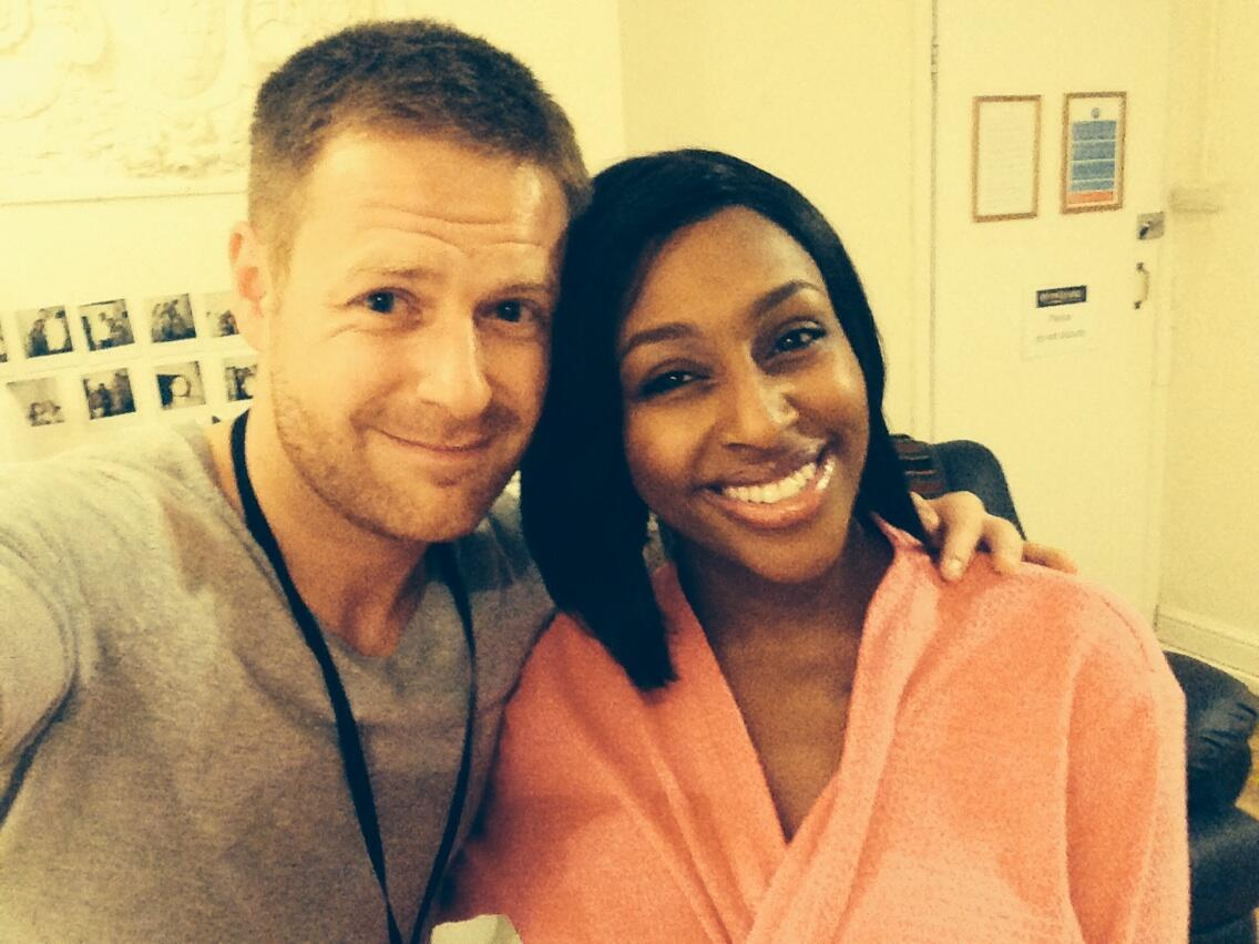 RT @Schafernaker: Thanks for an AMAZING show to the very beautiful @alexandramusic http://t.co/pB5rmaYGXU
