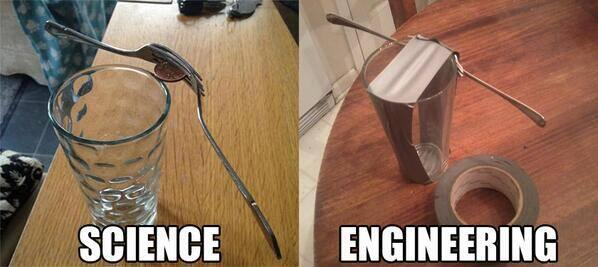 Science vs engineering /via @highermath http://t.co/EioPOvSfNk