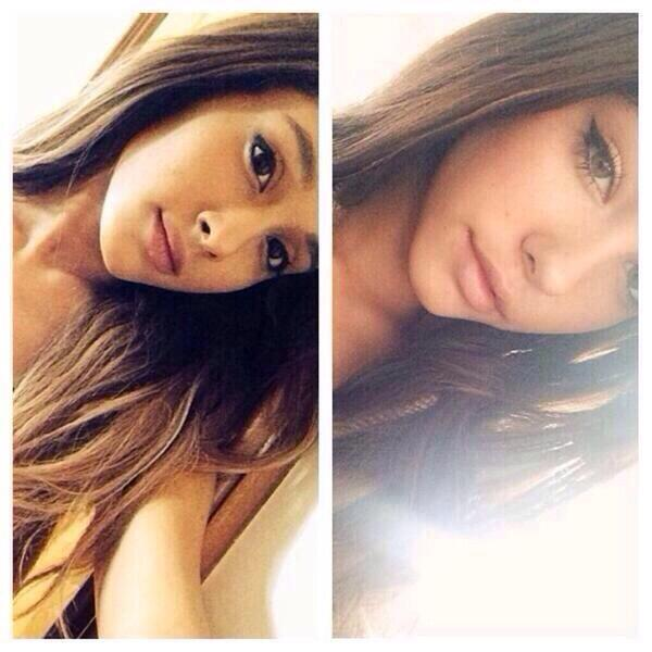 Ariana Grande VS Madison Beer RT for Ariana FAV for Madison http://t.co/cxXRwDdeNZ