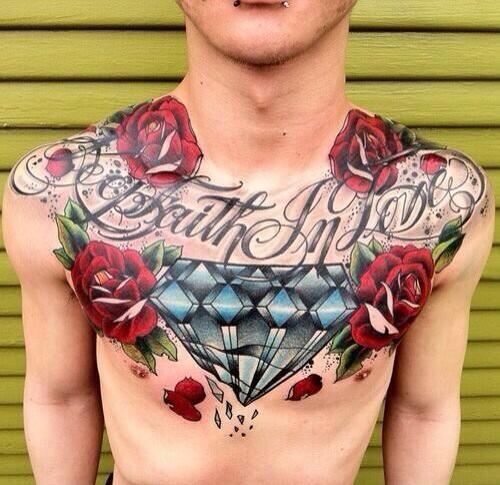 Gayest Tattoo Ever
