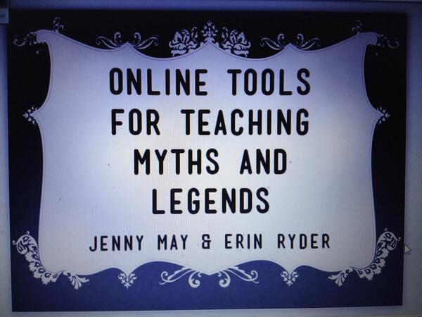 Loved #NZATE #mythandmagic14 conference & doing my first presentation on #mindmeister #pixton #prezi with Erin Ryder http://t.co/qVH6Wk9NRM