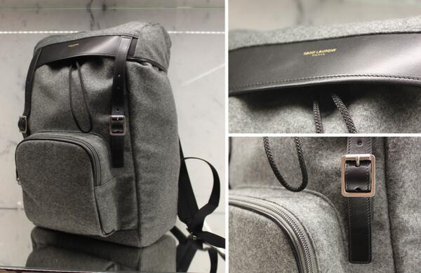 Sandra on Twitter: \u0026quot;\u201c@Harrods:Saint Laurent (@YSL) backpack ...