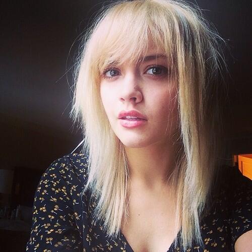 Olivia Cooke On Twitter Blonde Http T Co Zoszbv5eyt