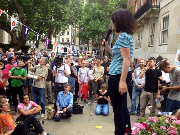 #NoTTIP!!! Chanting and feeling the power of resistance! http://t.co/GXqntZc9Vl