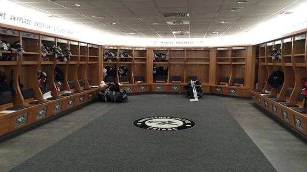 Hockey Locker Rooms on Twitter: \