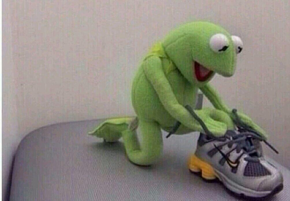 """Funny Kermit The Frog: LOWKEY GAWD On Twitter: """"When She Texts You 'WYD' At 2am"""