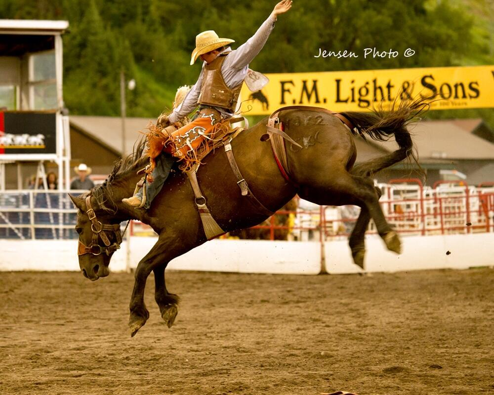 Twitter / Jensen_Photo: #steamboatsprings #prorodeo ...