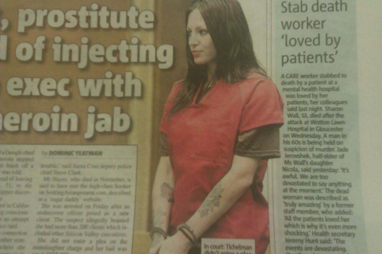 Alex Vause Real Life Alex Vause in Real Life