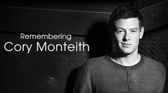 Hari ini tepat 1 tahun meninggalnya orang yang sangat kita cintai, Cory Monteith. http://t.co/dyGCKSUoFL