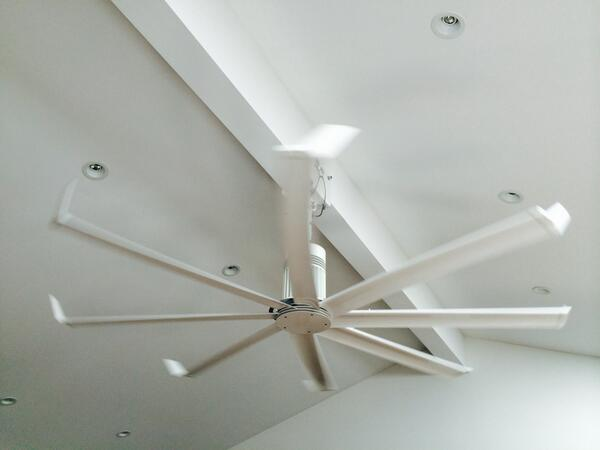 Jennie garth on twitter just installed this huge ceiling fan from jennie garth on twitter just installed this huge ceiling fan from big ass fans seriously thats their name look httptie8pqsmam6 aloadofball Choice Image