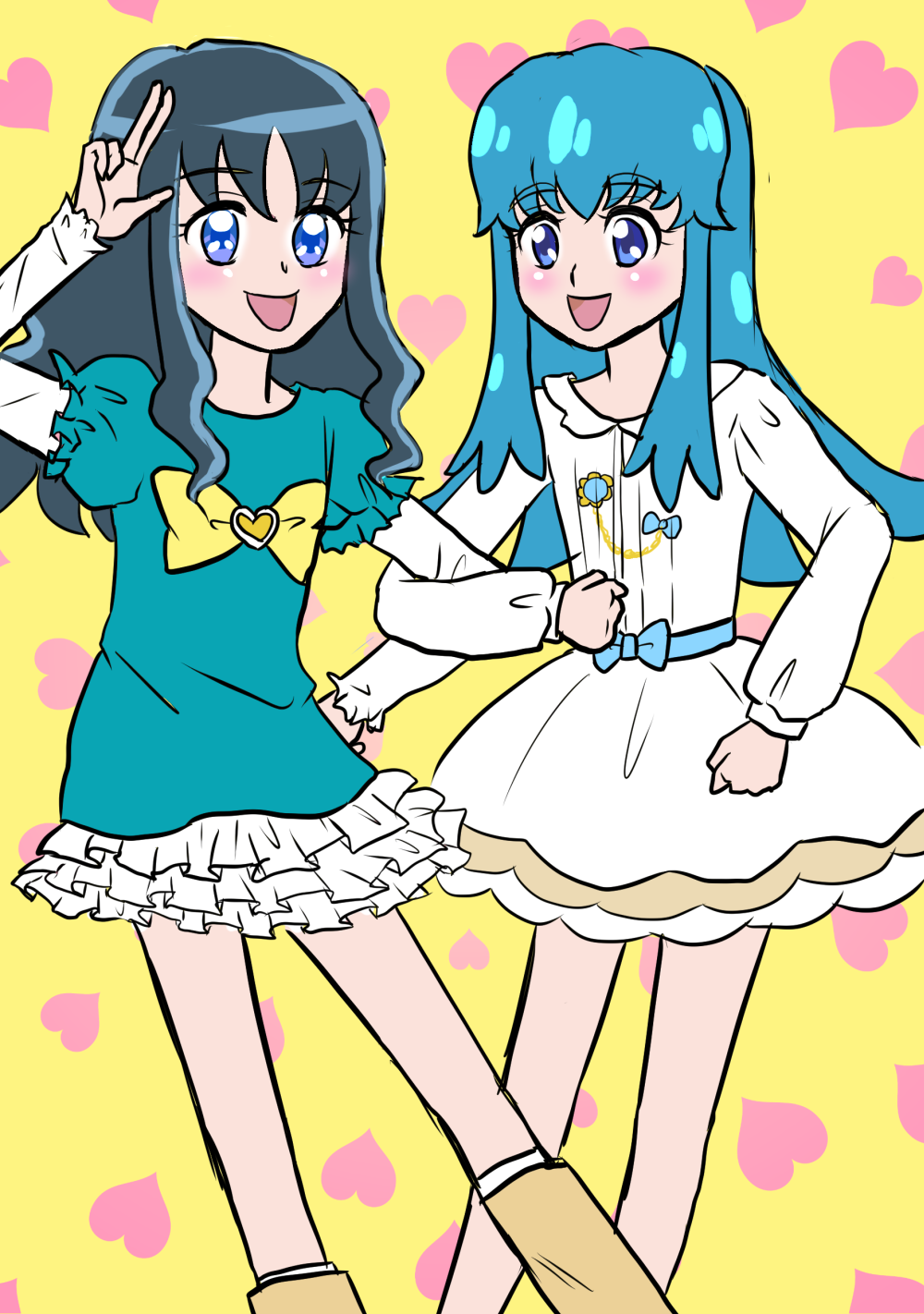 m_and (@mdk_and)さんのイラスト