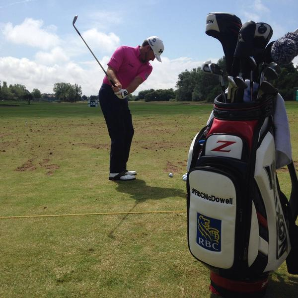 RT to enter the draw to win my signed @SrixonGolf tour bag. Winner picked tonight #RBCMcDowell #TheOpen http://t.co/iJivrKfEMh