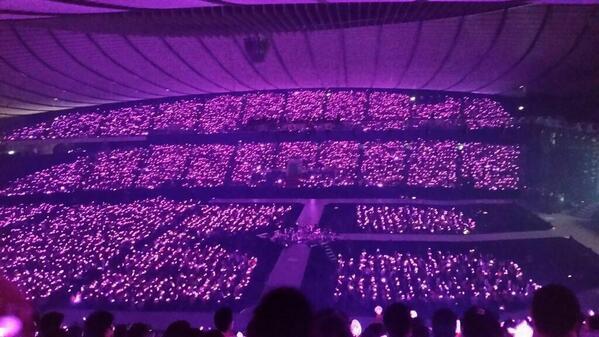 Tokyo Dome Snsd