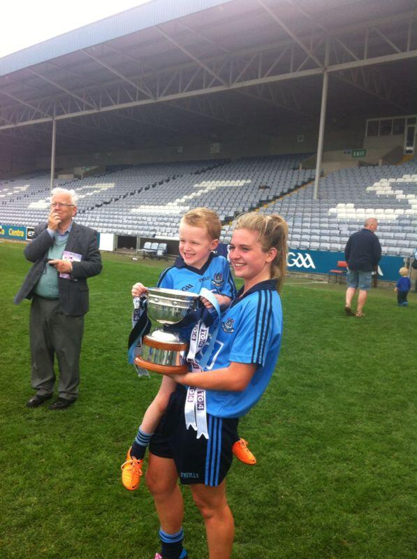 Cuala Gaa On Twitter Congratulaions To Cuala S Martha Byrne And Dublinladiesg On A Fantastic Win Over Laois Leinsterchamps Lgfa Http T Co Izfxsktsop