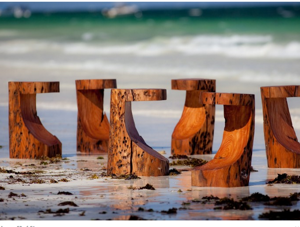 Amazing stools made out of driftwood by Mijikenda Designs in #Kenya http://t.co/MUklxV5Pxd #furniture http://t.co/3Rmtsazijs
