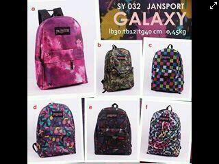 Jansport galaxy IDR:120.000 #cariproduk #cari_reseller #reseller #JansportMurah http://t.co/Q8wnQ40nJf