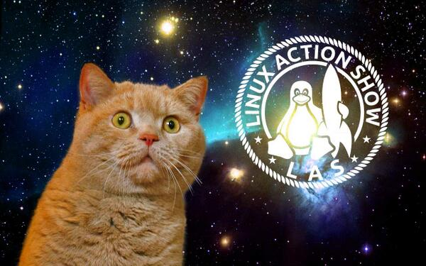 #Linux Action Show is LIVE: http://t.co/MPvkJbkKmh The core developer of @kalilinux joins us to answer your questions http://t.co/9Ohdc1hChH