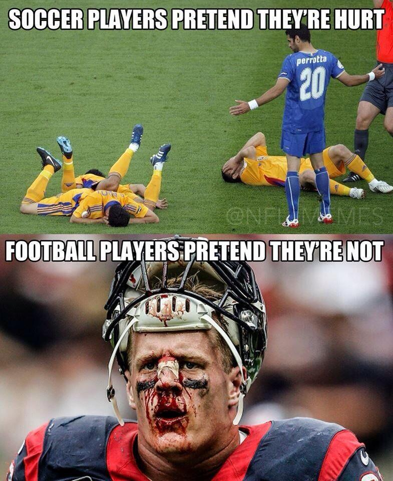 America fussball