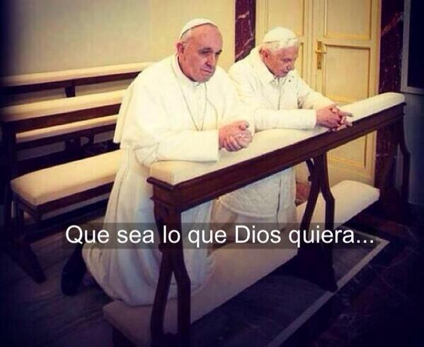 Que sea lo que Dios Quiera...  #ArgentinaCampeonBrasil2014 http://t.co/4kqnk4r04e