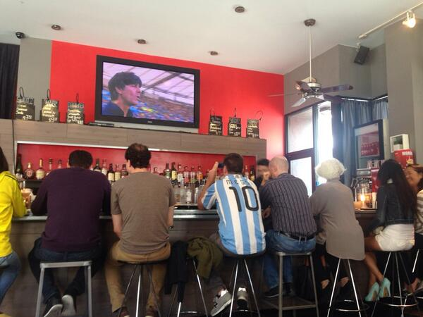#GermanyvsArgentina #WorldCupFinal http://t.co/QY3JoCt7vl