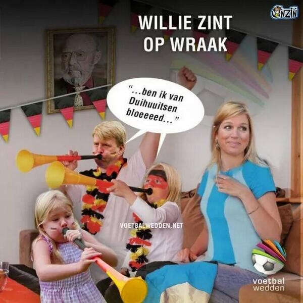 LOL. Willie zint op wraak. #duiarg http://t.co/Yf9OcdKbzu