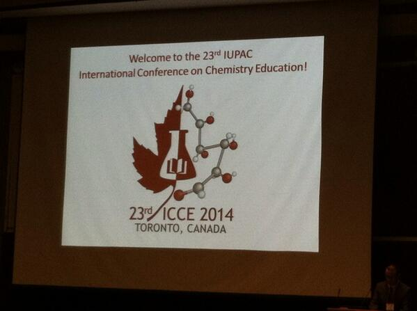 @ICCE14 has kicked off! http://t.co/HCIwFimBjG