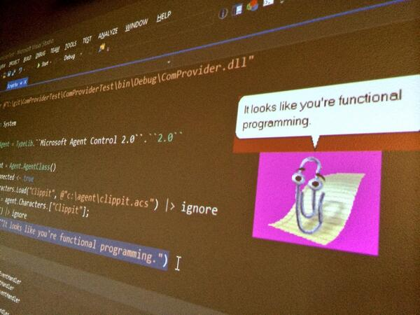 COM Type Provider