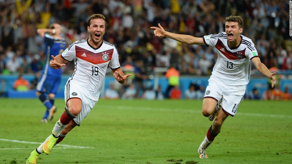 World Cup final: Germany defeats Argentina in extra time - CNN.com