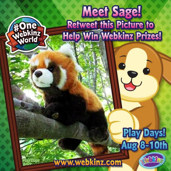 What is your most memorable moments with your friends on Webkinz? #OneWebkinzWorld http://t.co/v4KeWhi4m0