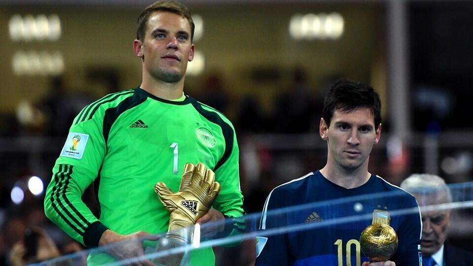 ФИФА определилась с лауреатами ЧМ - изображение 1