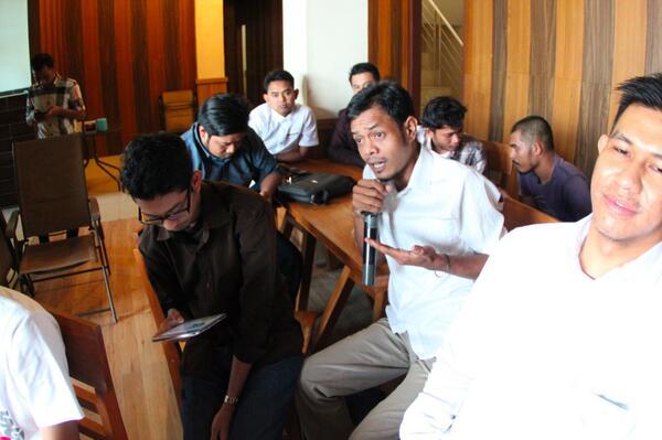 Diskusi Bioskop untuk Banda Aceh / @bioskopbna