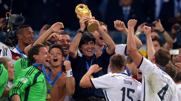Germany coach Joachim Low says his side will continue to get stronger #WorldCup @DFB_Team_EN - http://t.co/aSBPln2zAC http://t.co/1BFL8curGg