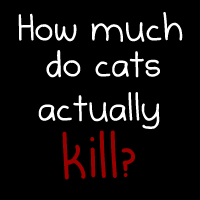 How Much Do Cats Actually Kill? Yes, high numbers, but what do the numbers mean? #CSFFSF2014 @Oatmeal http://t.co/Ert9wbWwlP