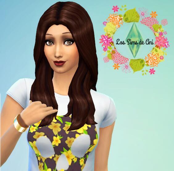 Sims 4 Avatar: Los Sims De Ani ♥ (@lossimsdeAni2)