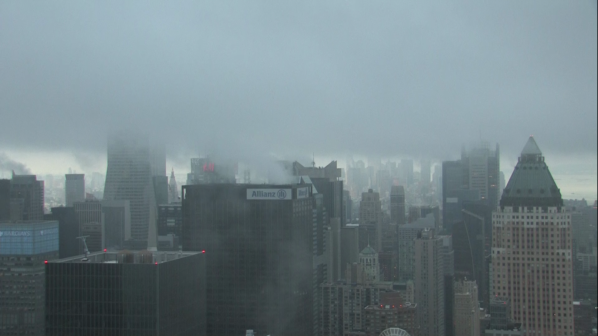 Twitter / ChrisCuomo: Happy #NewDay from a stormy ...