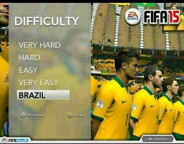 В серии игр FIFA появятся новые настройки сложности. http://t.co/QxXF9Rijre