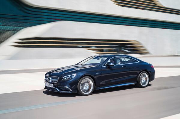 Mercedes Benz On Twitter The S65 Amg Coupe 6 0 Liter V12