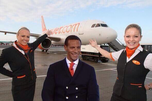 @MarketingUK Unofficial brand coup of the #WordCupFinal was the @easyJet meme, created by fans mocking Rio's suit! http://t.co/cJjsgzFtiO