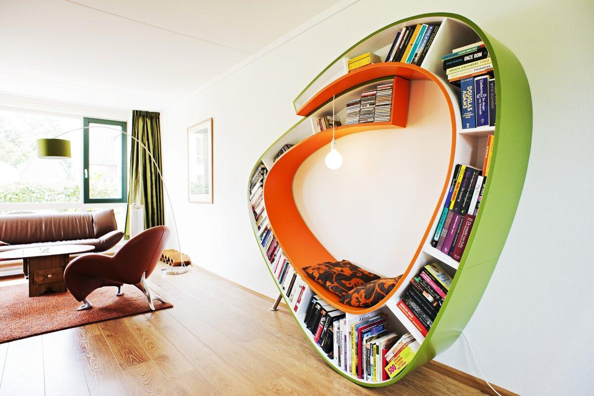 Twitter / finlace: A Modern Bookcase, do you like ...