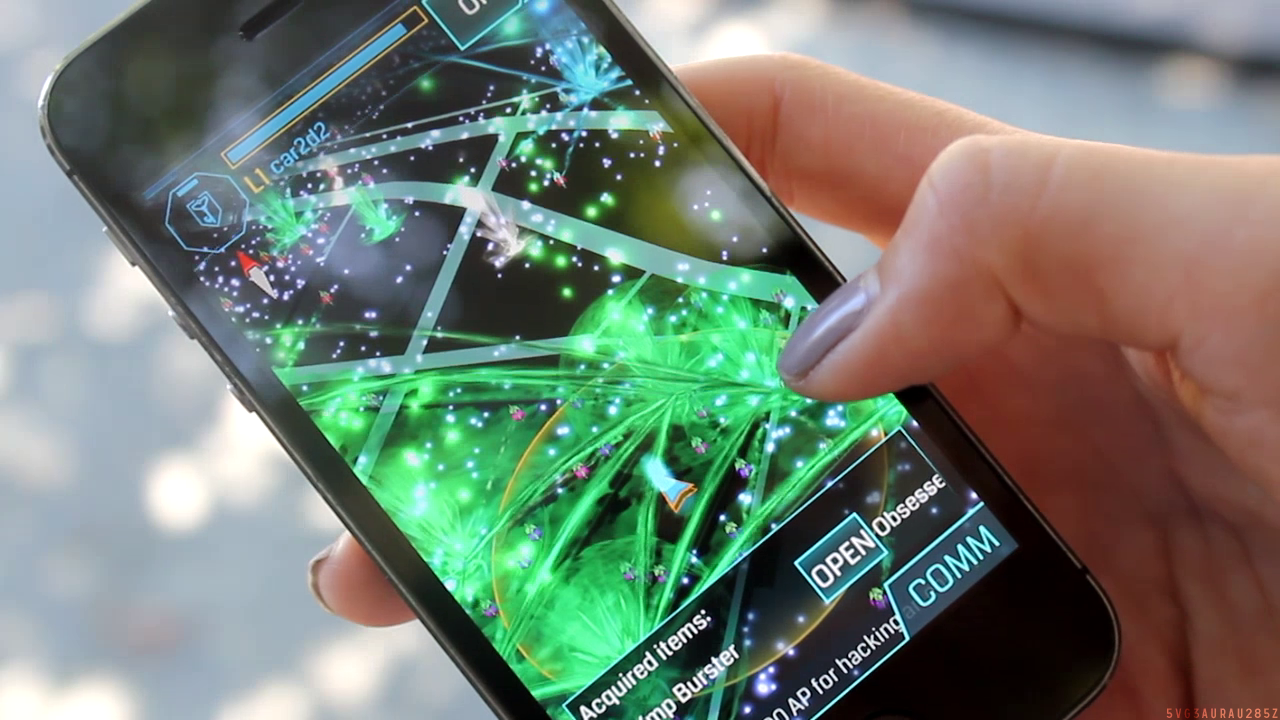 Ingress Google AR iOS Release