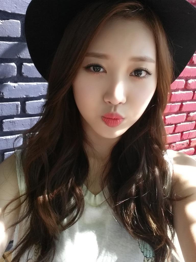 [PICS/TRANS] 140714 Girl's Day Yura Twitter Update – Girl ...