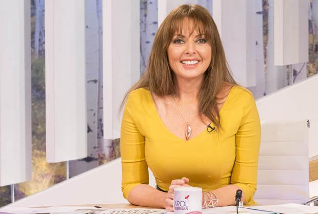 RT @Daily_Star: Oh no! Our favourite Loose Woman has quit the show http://t.co/Hr6JFigcRH @carolvorders http://t.co/8m8D1aSPUJ