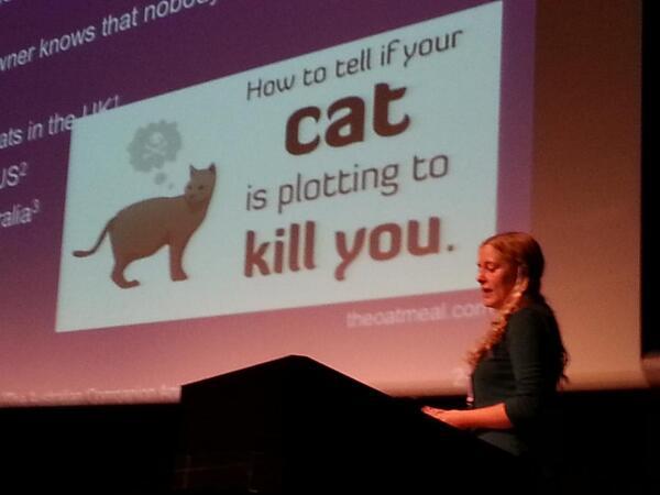 Thumbnail for Feline Science Forum 2014